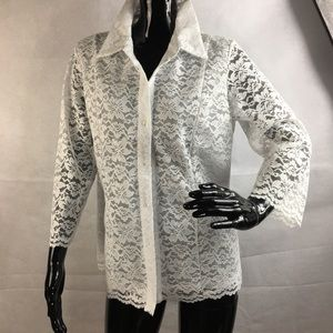 Tribeca Lace Shirt
